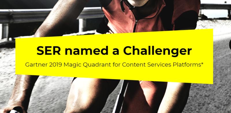 Ser Group_Gartner Magic Quadrant 2019