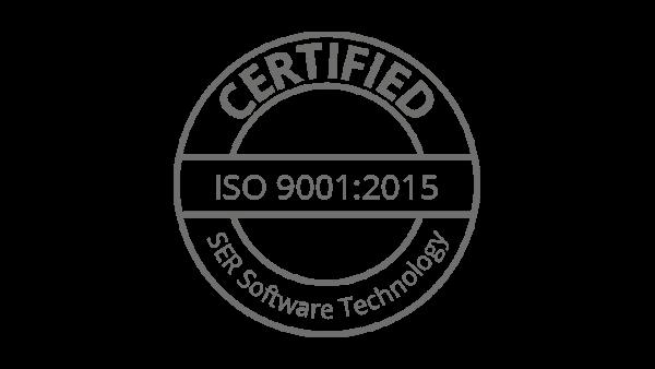 SER_ISO certificering